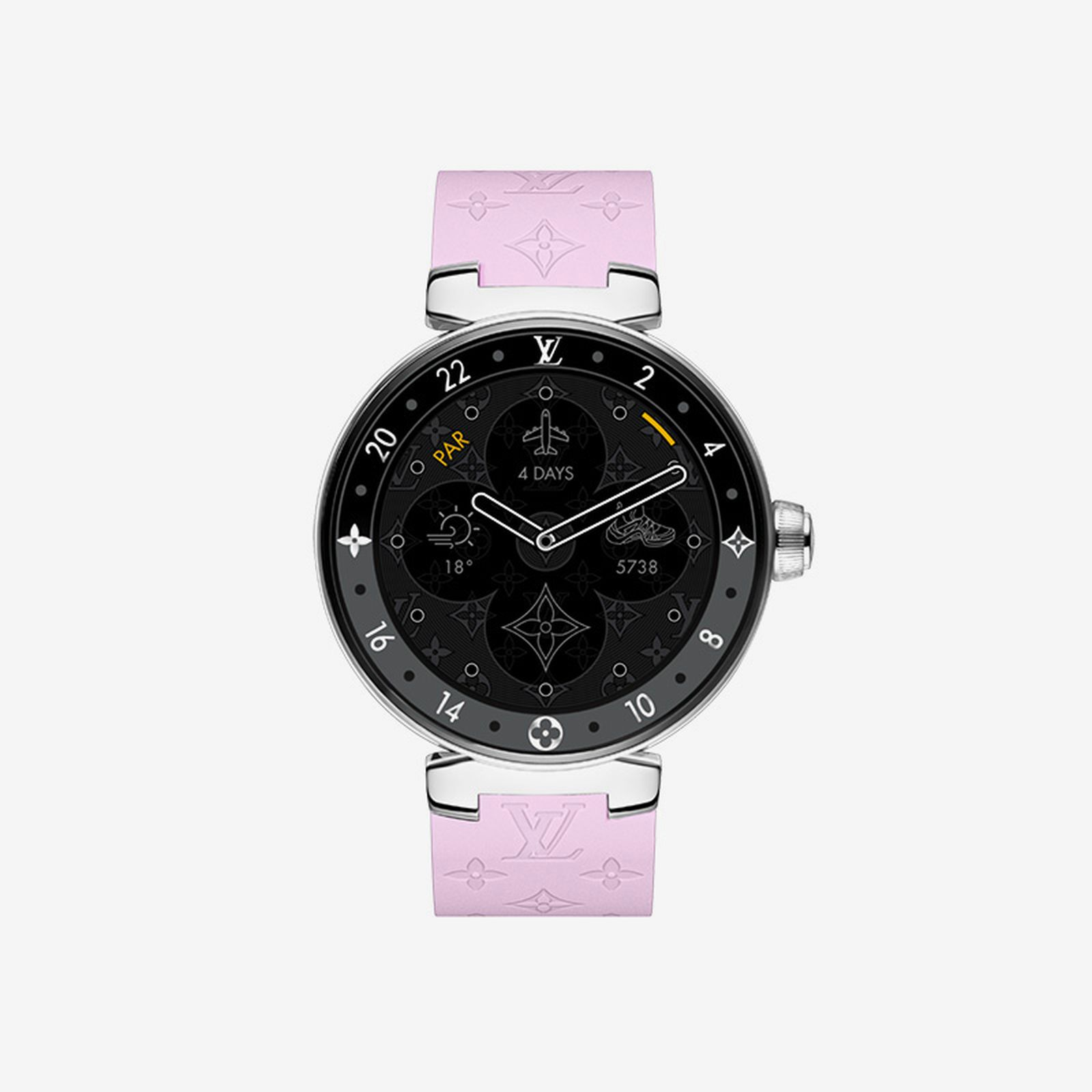 louis vuitton tambour horizon watch 2019