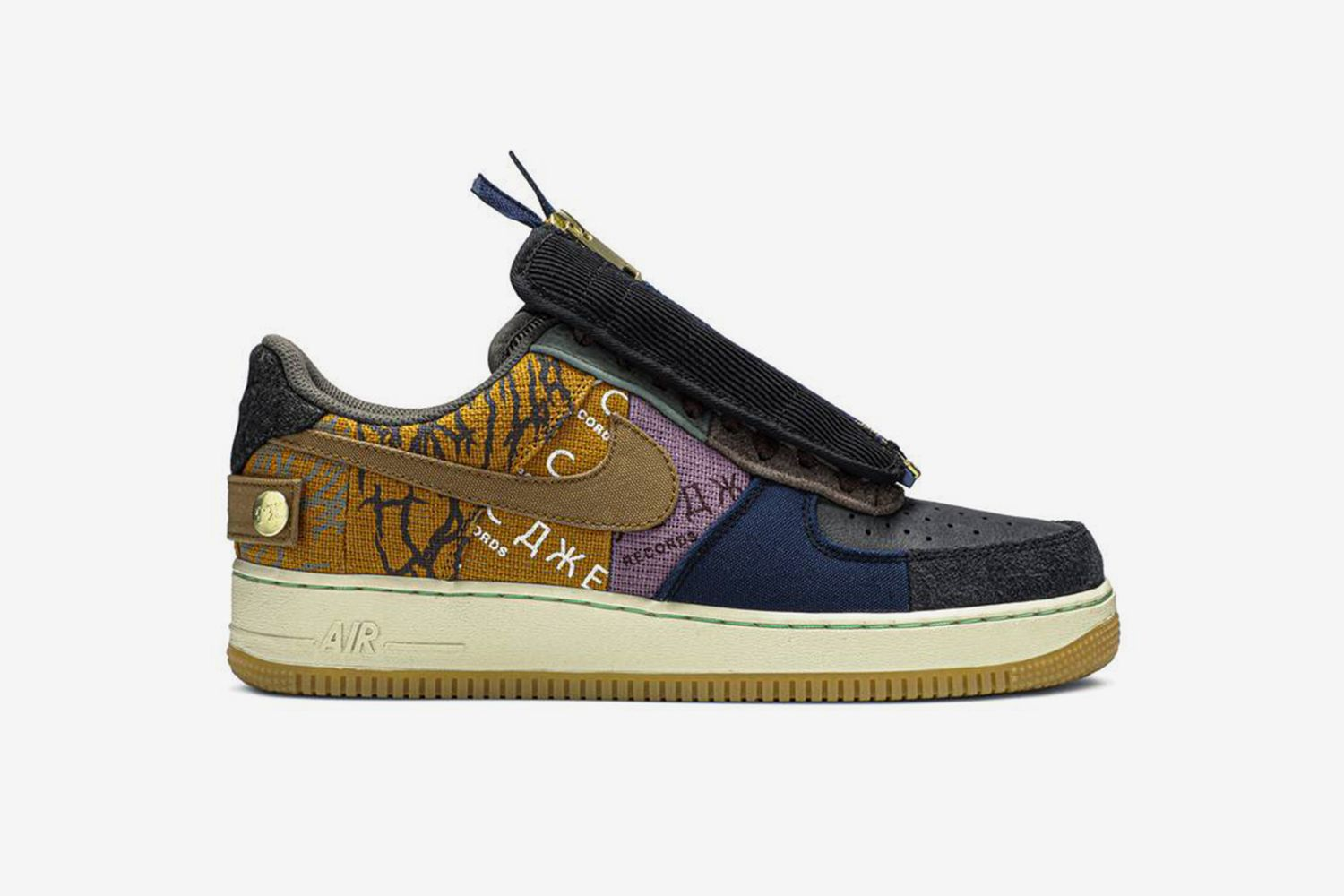 "Air Force 1 Low ""Cactus Jack"""