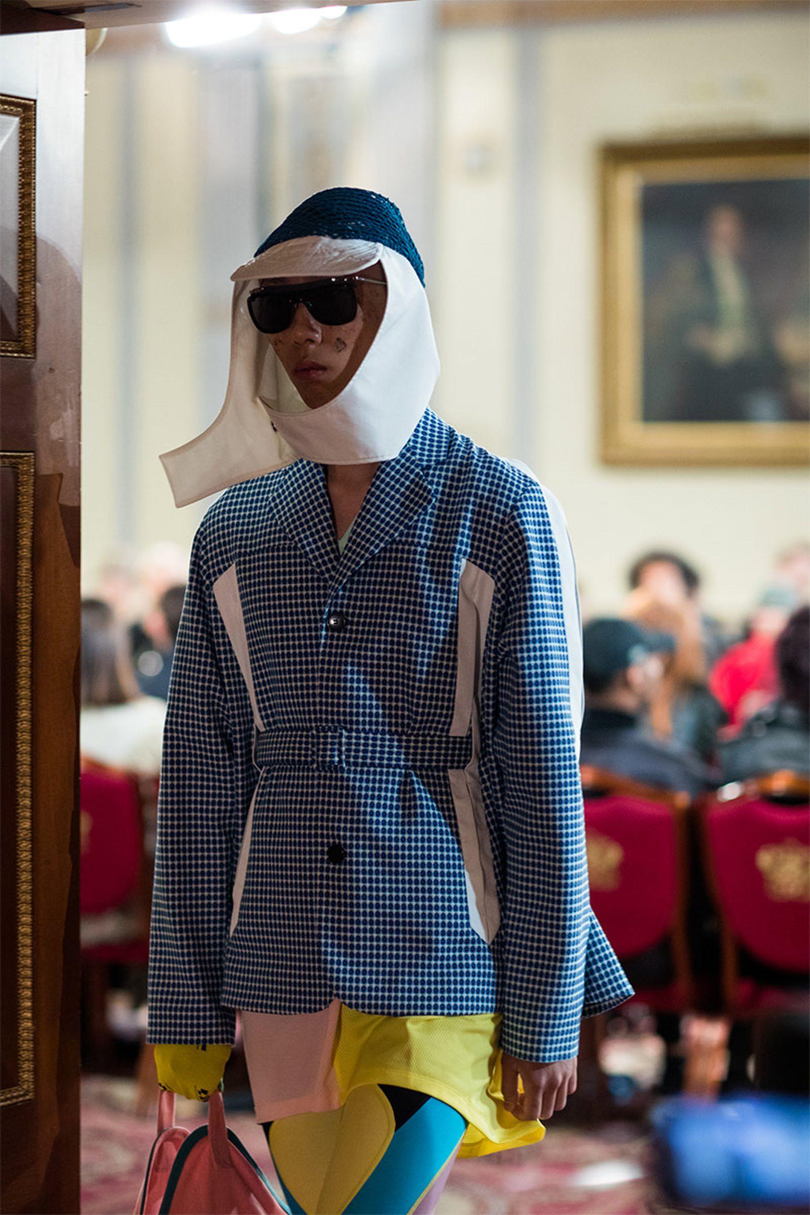 kiko kostadinov asics ss20 asics x kiko kostadinov london fashion week ss2020