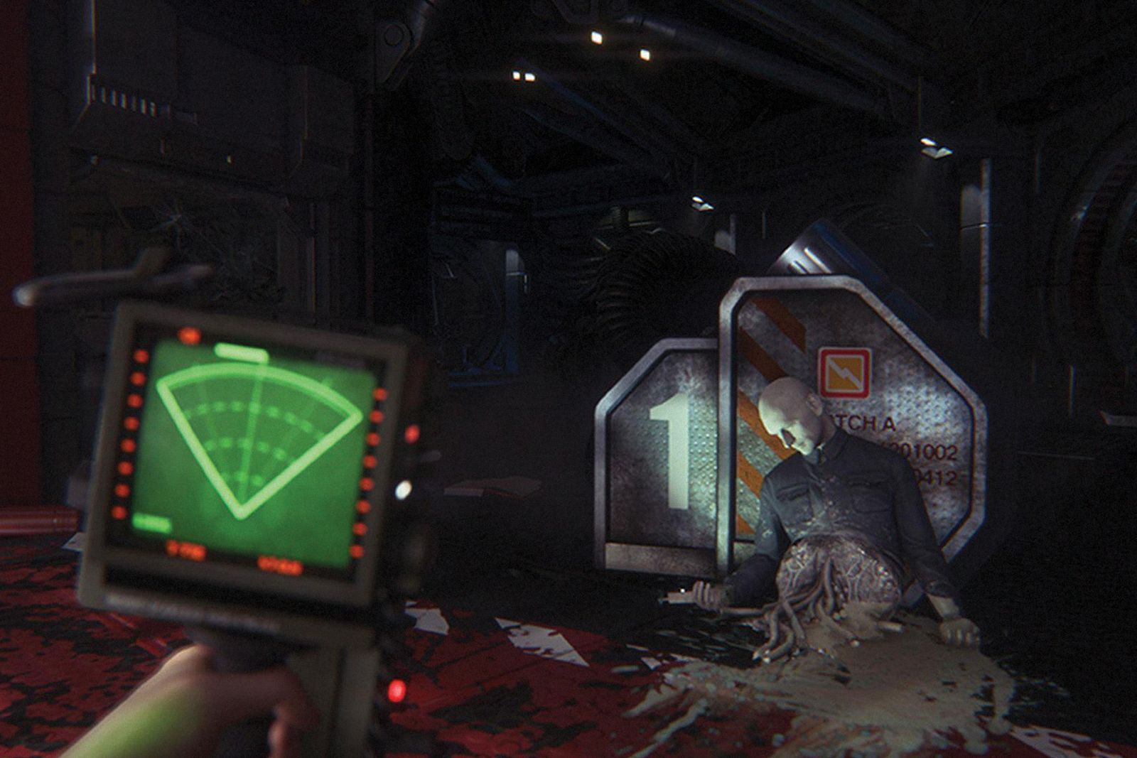 10-scariest-video-games-alien-isolation
