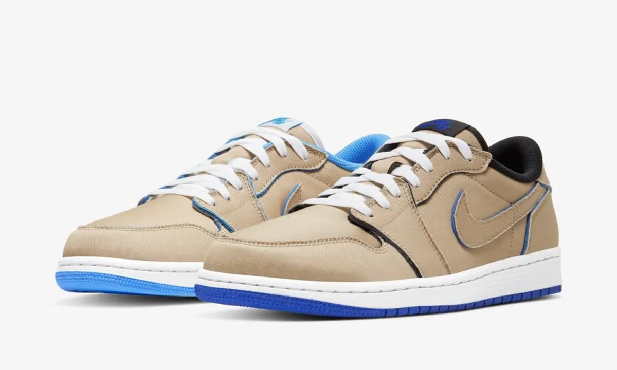 Nike Sb Air Jordan 1 Low Unc Royal Official Images Release Info