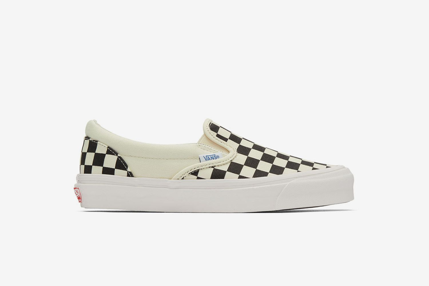 OG Checkerboard Classic Slip-On