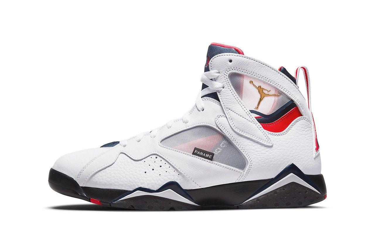 "PSG's Latest Nike Collab Looks a Lot Like the ""Olympic"" Air Jordan 7 3"
