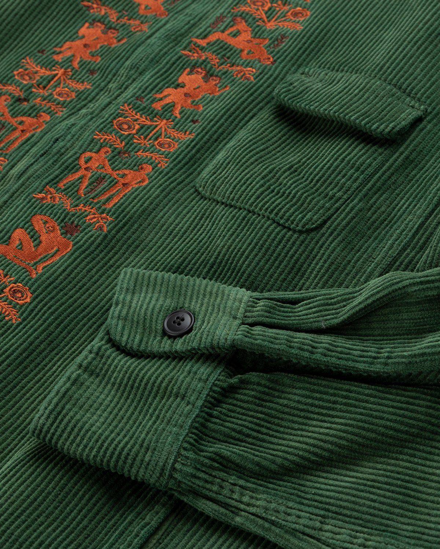 Carne Bollente – Erotic Adventures Jacket Green - Image 6