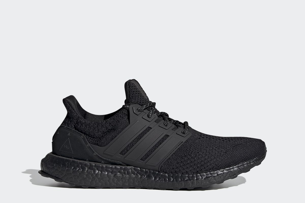 "Pharrell Reimagines Your Favorite adidas Sneakers in ""Triple Black"" 17"