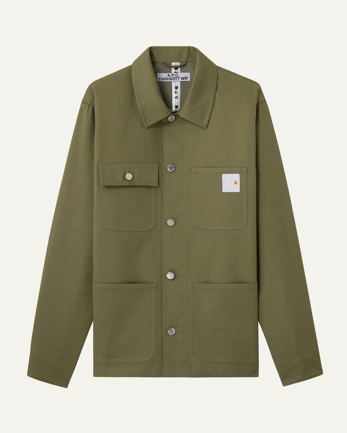 A.P.C. x Carhartt WIP - Work Jacket - Image 1
