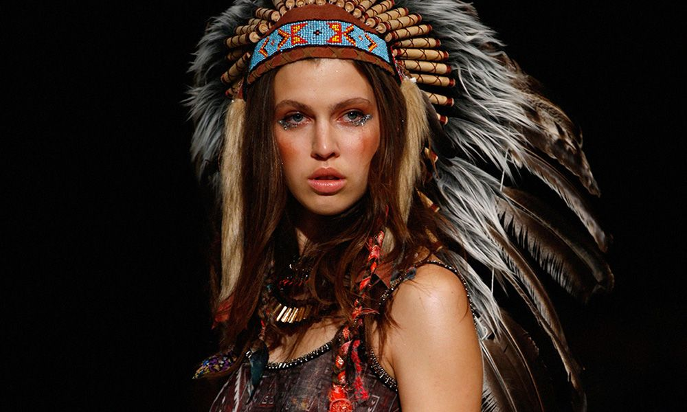 Fashion Amp Music Should Also Stop Its Native American