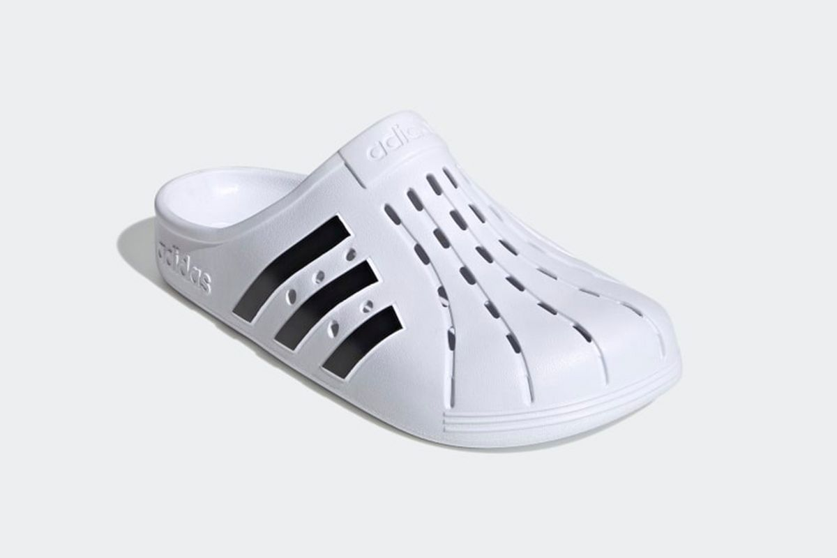 These adidas Clogs Are for Those That Can't Bring Themselves to Buy Crocs 3