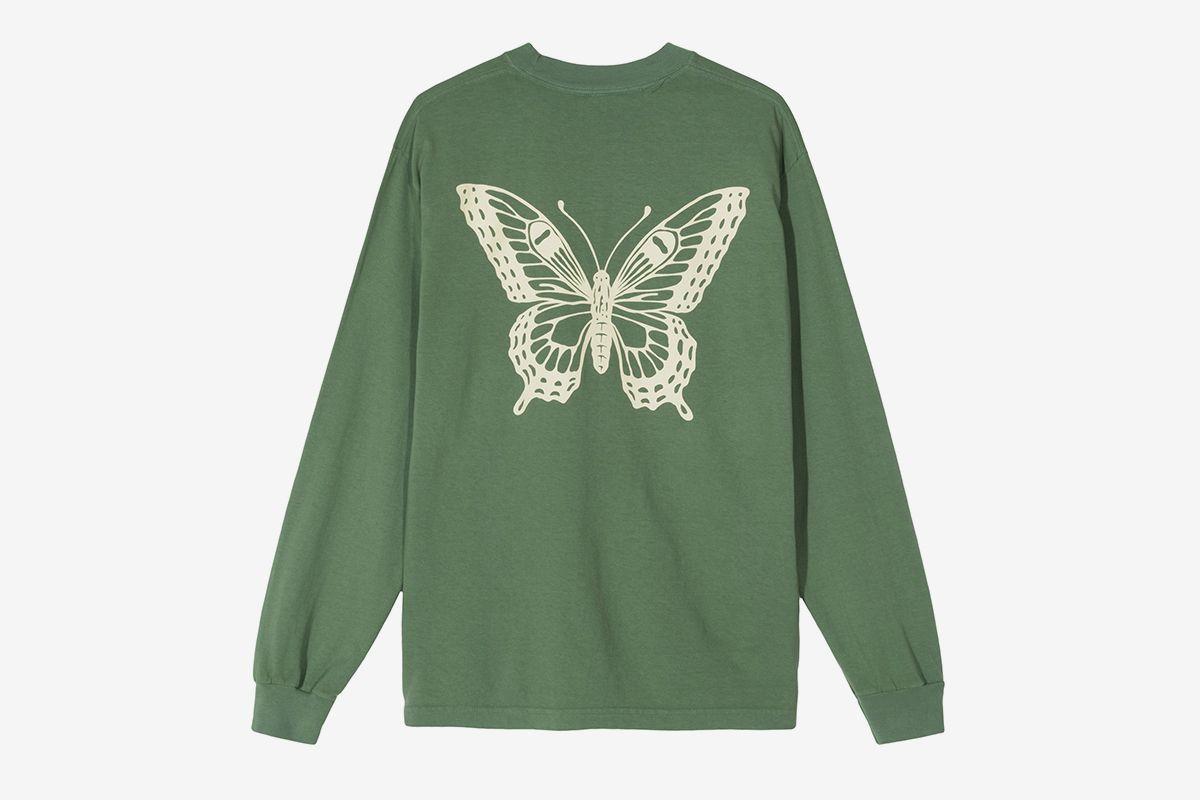 Butterfly L/S T-shirt