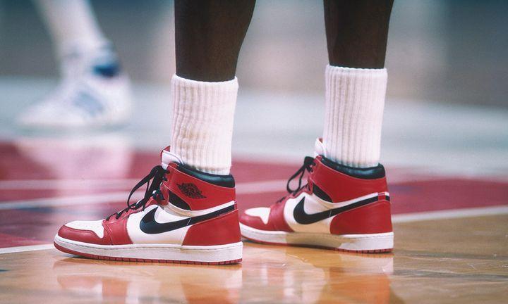 Michael Jordan 1985 Air Jordan 1