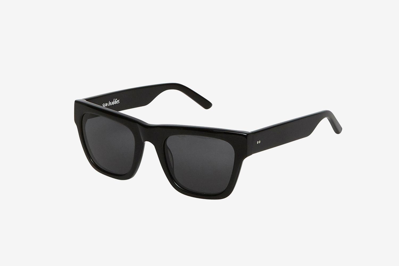 Sun Buddies Shane Sunglasses Black