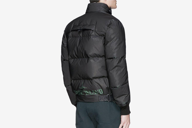 Reflective Down Jacket