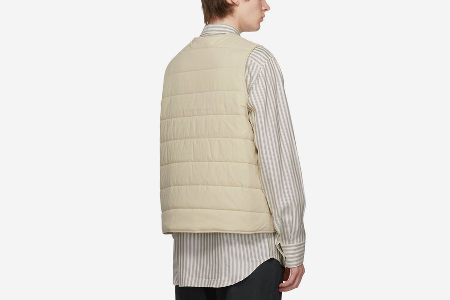Chaud Quilted Liner Vest