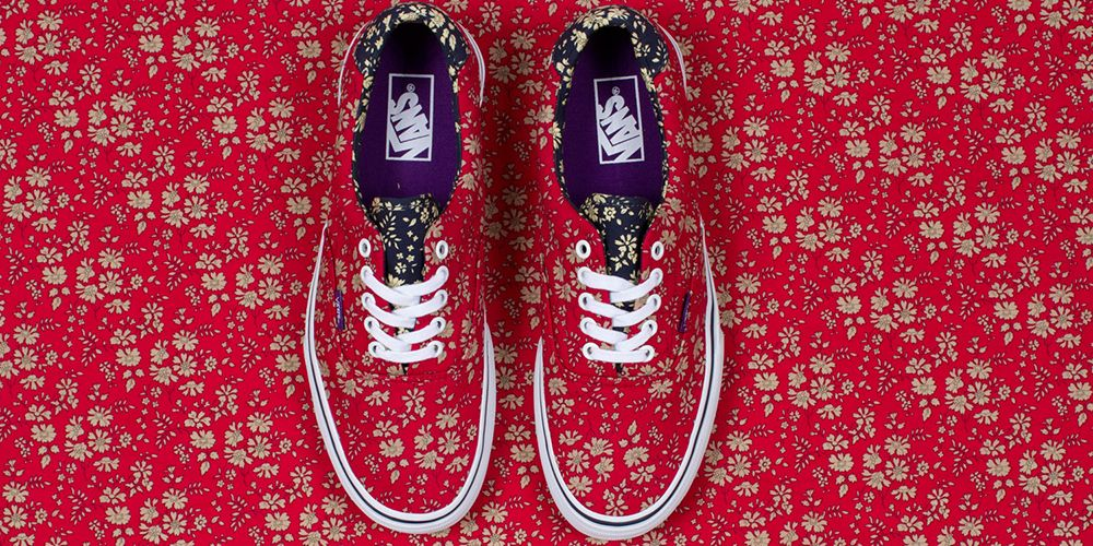 a52f1aa65b Vans x Liberty Art Fabrics Holiday 2013 Collection • Highsnobiety