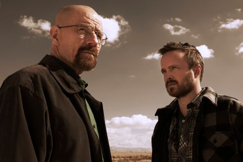 Bryan Cranston and Aaron Paul Are Teasing a Breaking Bad Reunion