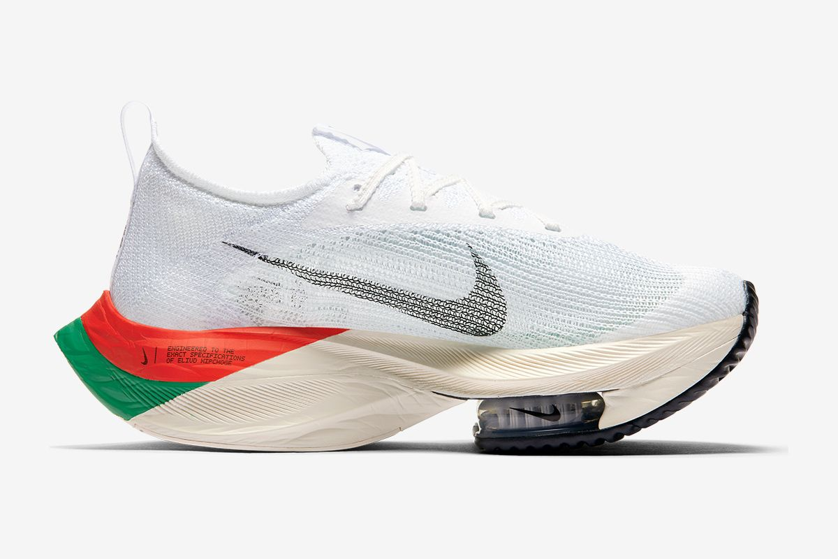 Eliud Kipchoge & the Nike Alphafly Next% Want to Chase Away Covid 23