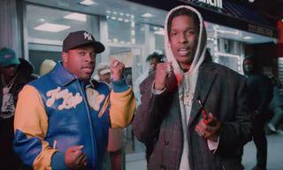 "A$AP Rocky, Nicki Minaj & A$AP Ferg Star in Mike WiLL Made-It's ""Runnin"" Video"
