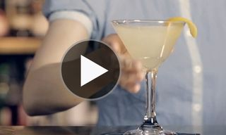 HOW TO | Cocktails 101: Chocolate Ginger Martini