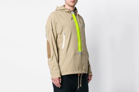Pullover Jacket
