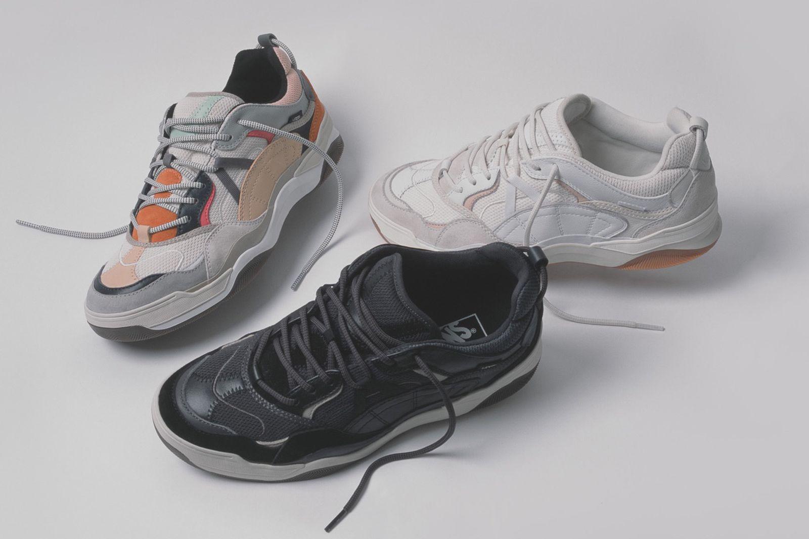 skateboarding footwear revival Louis Vuitton dc shoes etnies