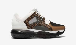 Fendi's New Chunky Sneaker Features the Brand's Iconic FF Logo