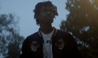 """Raury Pours One out for the Trap Lifestyle in """"Trap Tears"""""""