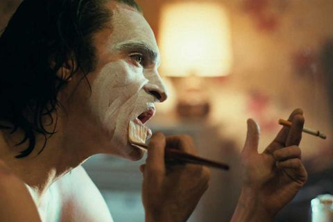 joker bathtub scene R rating