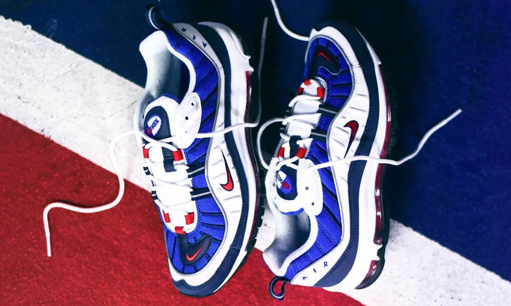 Nike Air Max 98 Gundam Best Sneakers On Instagram This Week