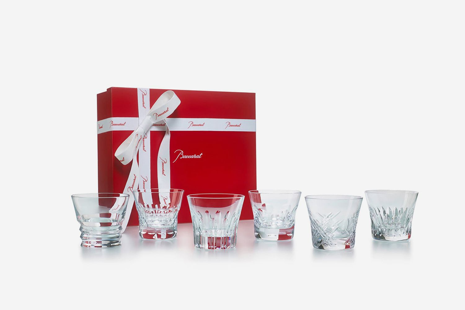 Everyday Set of 6 Lead Crystal Tumblers