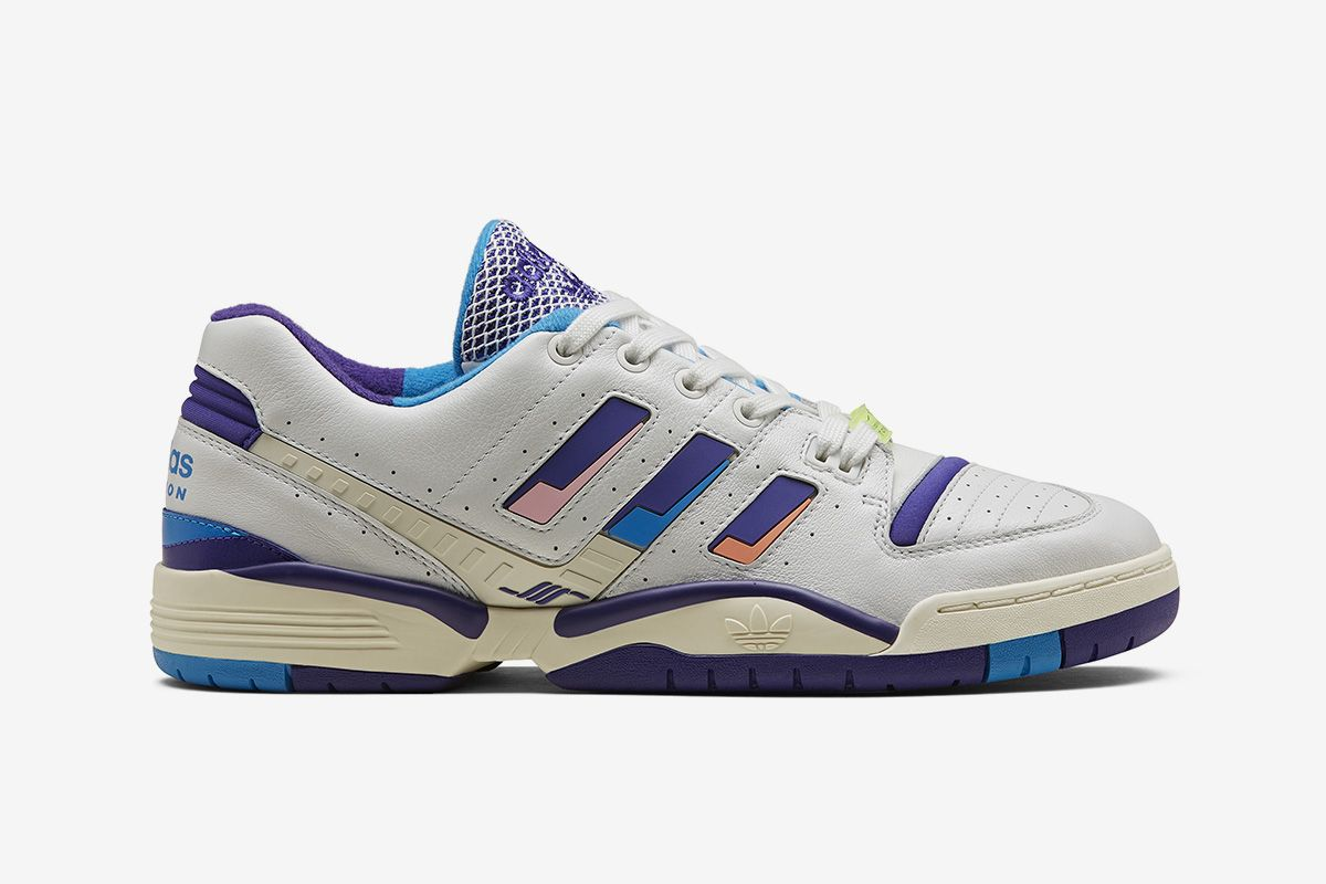 adidas Consortium's Torsion Edberg Comp Celebrates '90s Tennis Sneakers