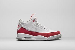 "best service c3437 d4d63 Air Jordan 3 Tinker ""University Red"": Where to Buy Tomorrow"