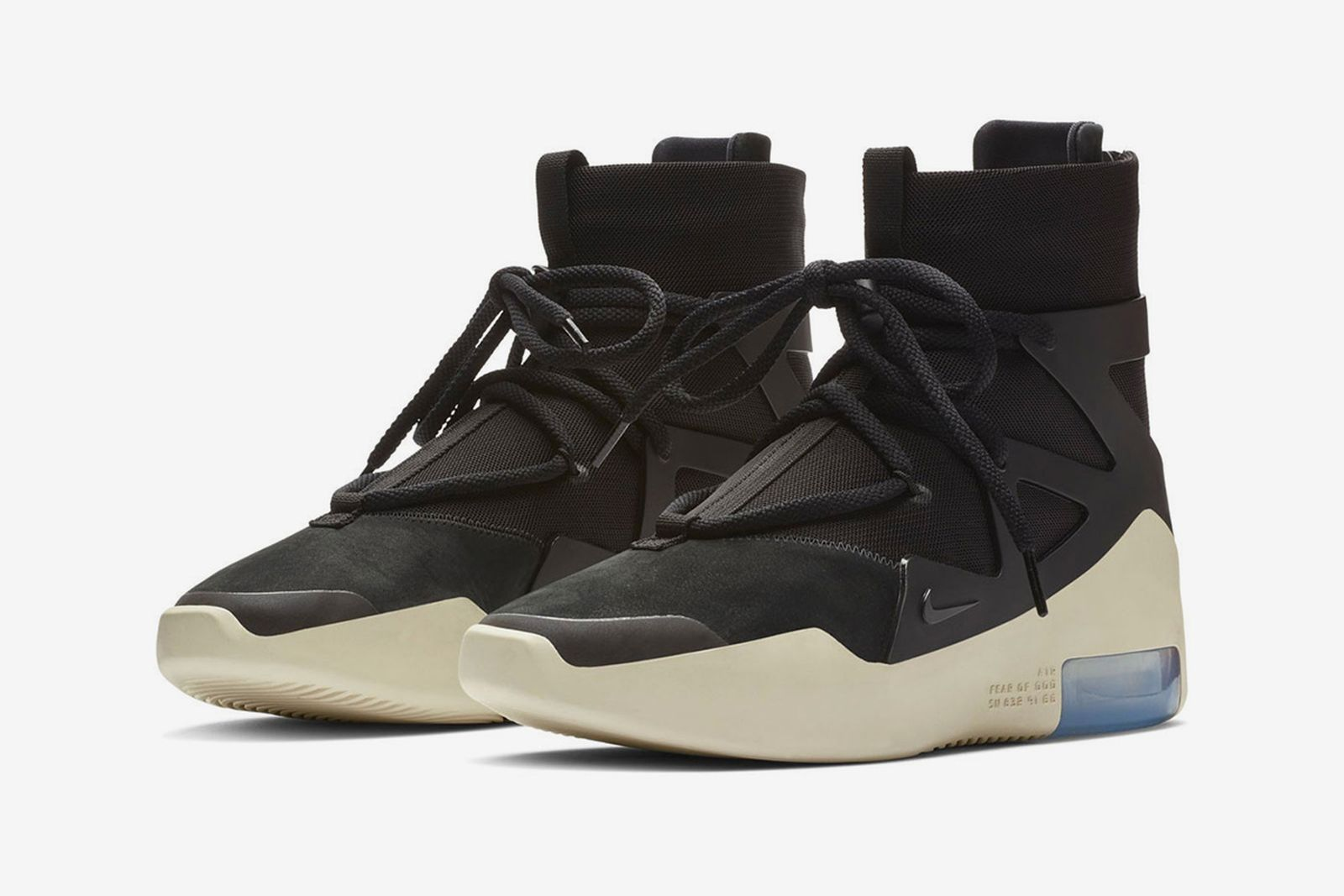 nike air fear of god 1 release date price Jerry Lorenzo