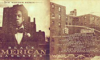 "Mixtape: 9th Wonder x Jay-Z – ""Black American Gangster"""
