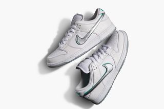"online store e604c 10458 Pairs From the New Nike SB ""Diamond"" Dunk Collection Drop Today"