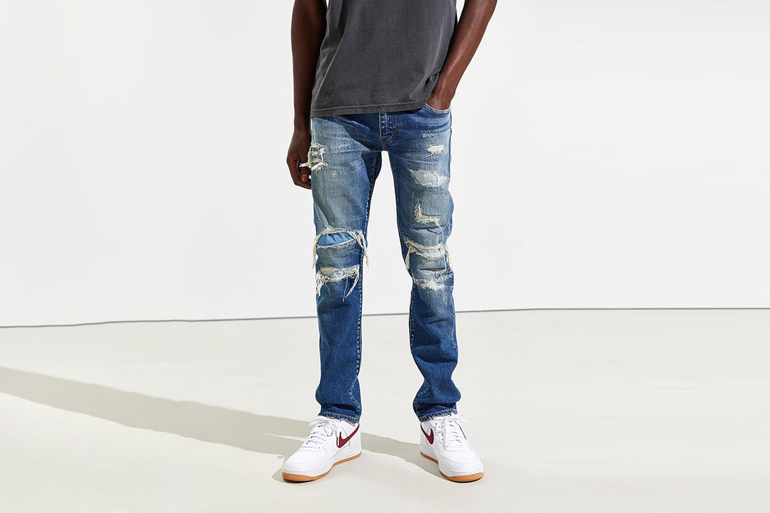 Made In Japan 511 Selvedge Slim Jean
