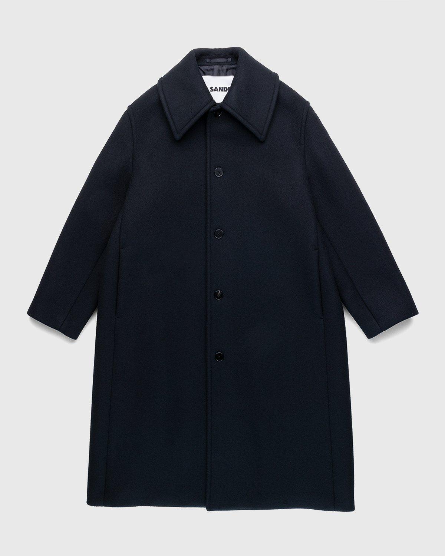 Jil Sander – Coat Black - Image 1