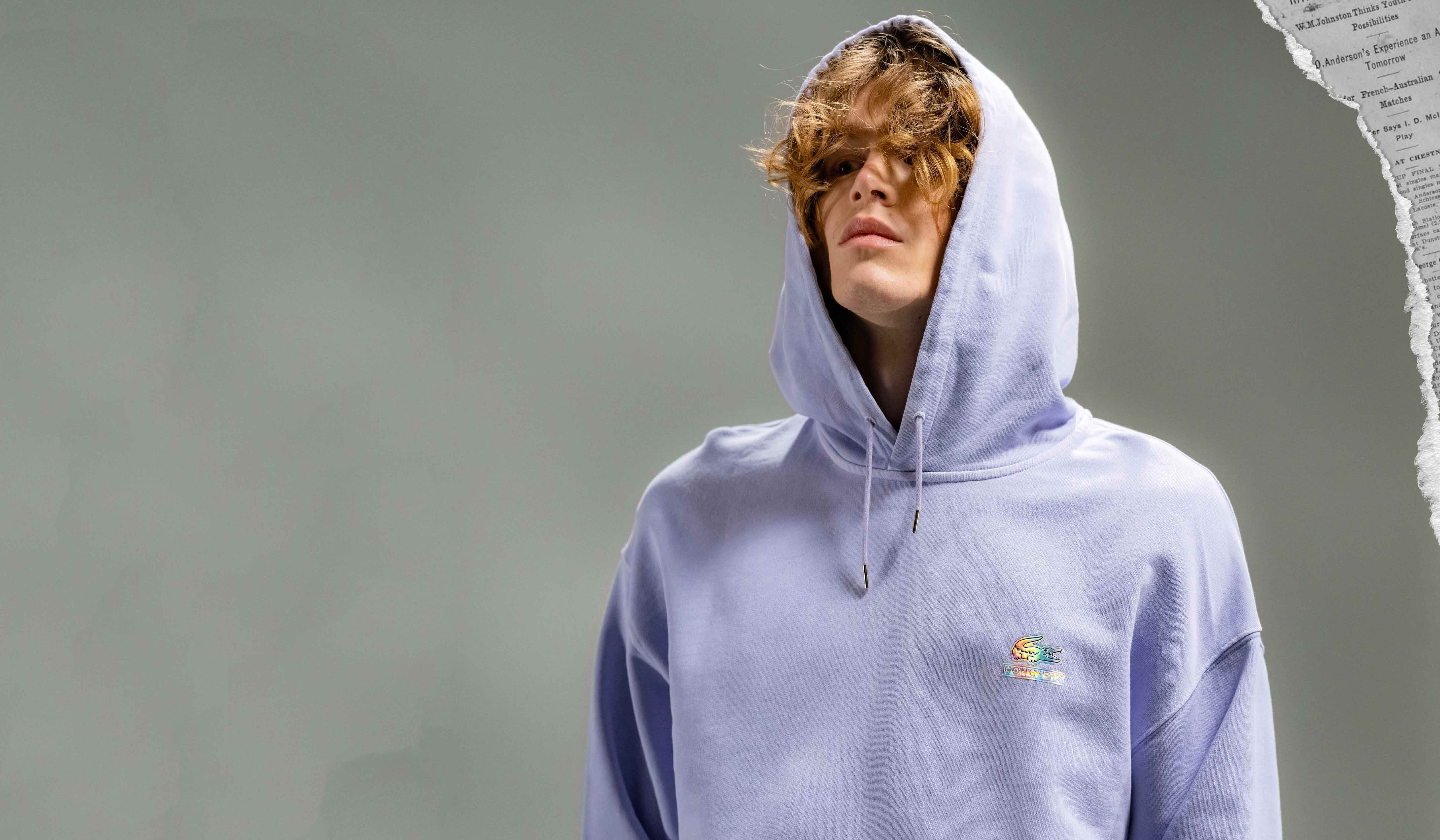 Boston-Based Retailer taps Lacoste for New Collaboration