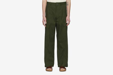 Le Pantalon Terraio Trousers