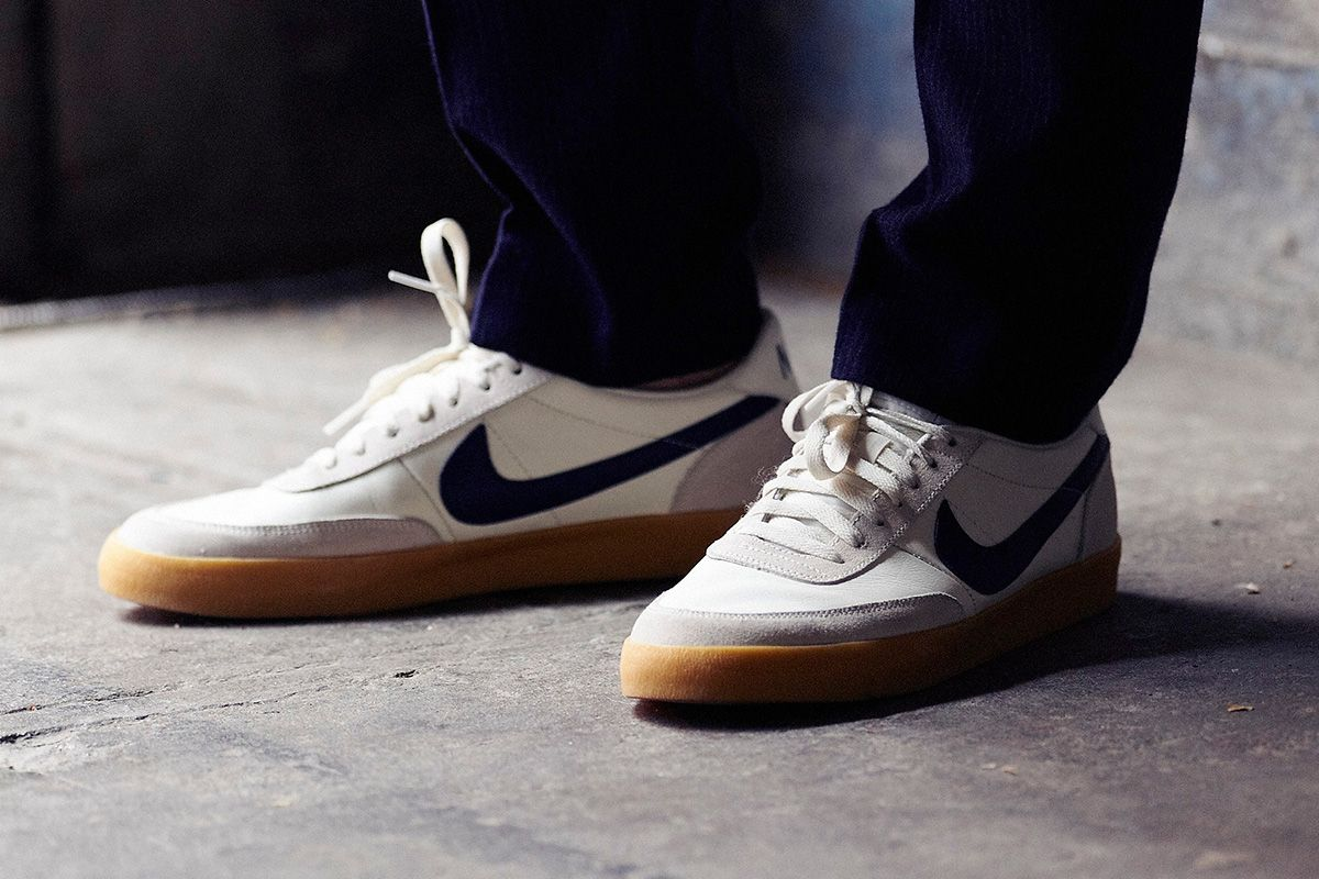 In Memory of J. Crew's Ultimate Cult Sneaker: The Nike Killshot 2 7