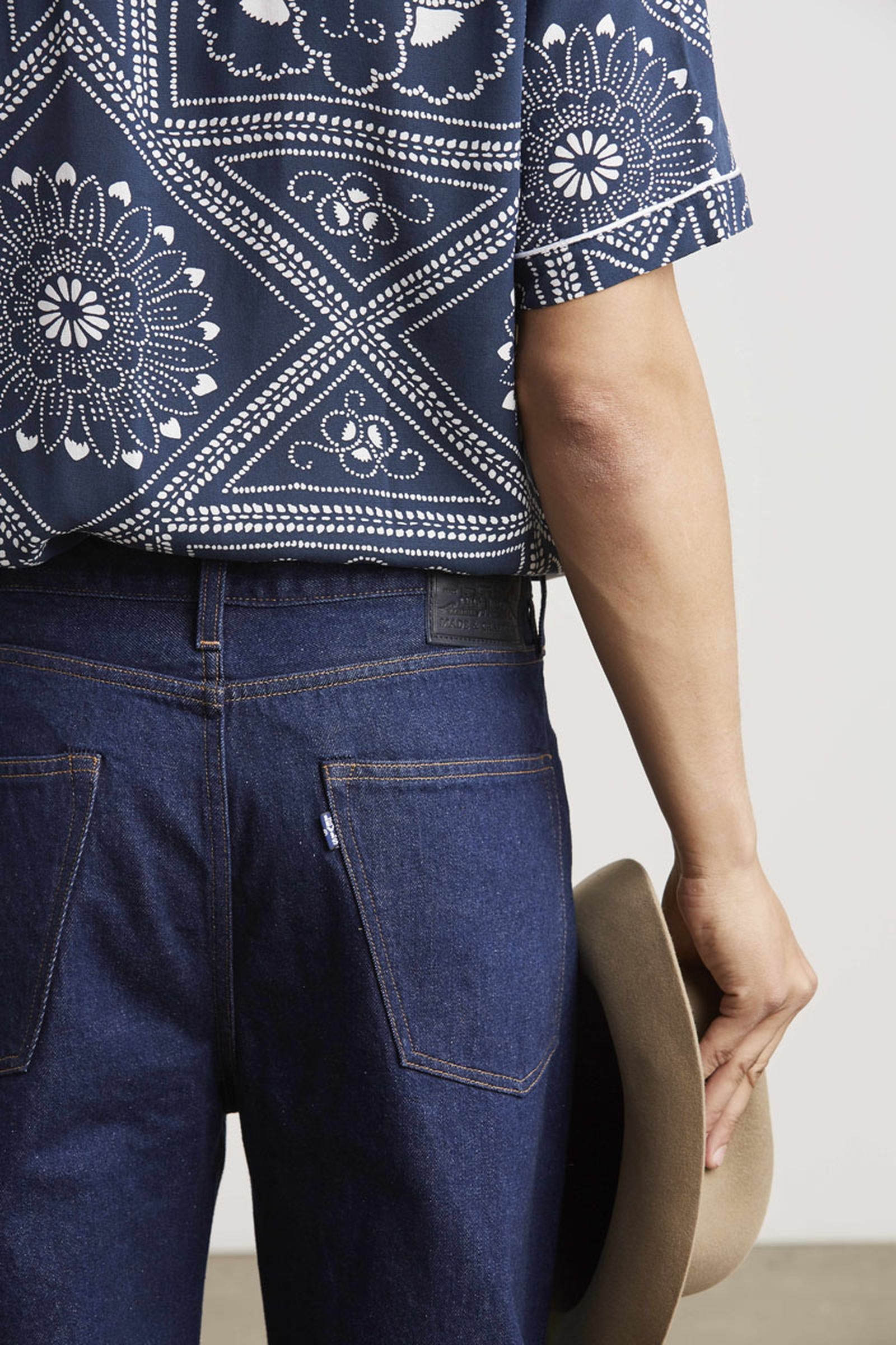 17levis made and crafted ss19 lookbook Levi's