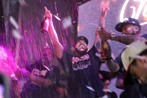 drake omerta money grave listen Toronto Raptors rick ross