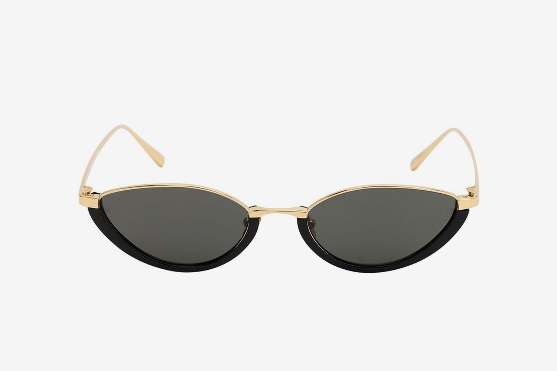 Daisy Oval Sunglasses