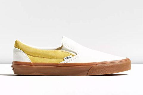 Gum Sole Slip-On Sneakers