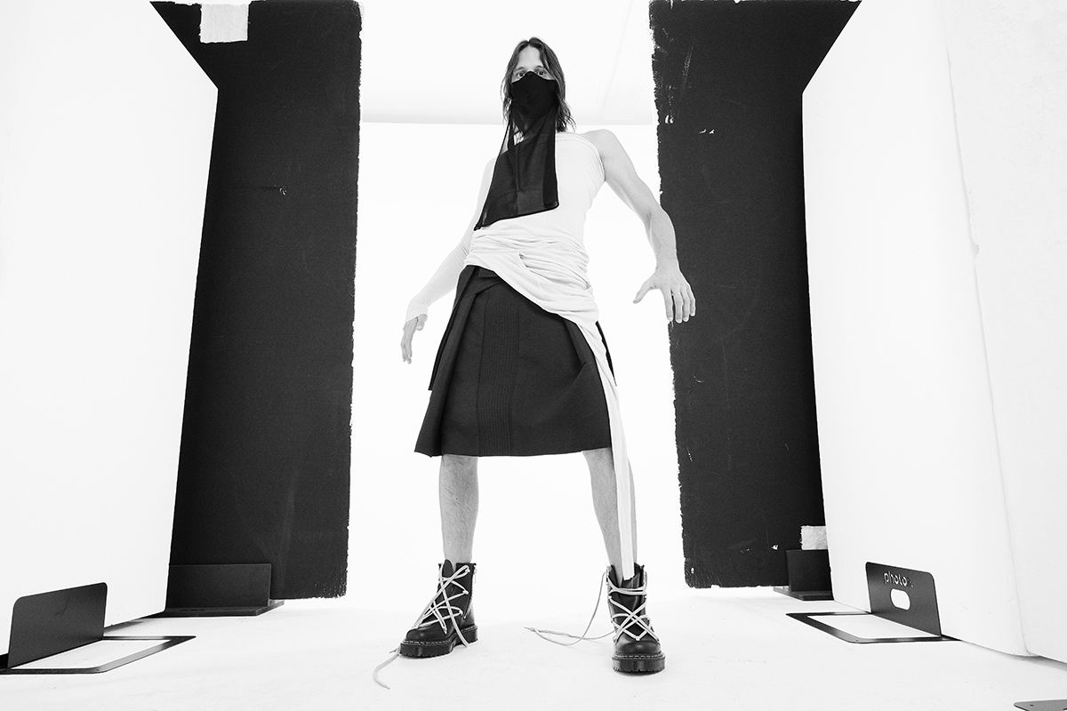 Rick Owens & Dr. Martens Are a Match Made in Post-Apocalyptic Heaven 17
