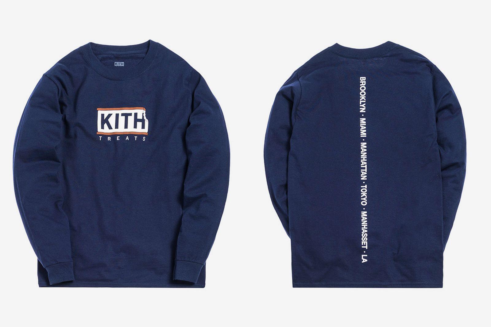 kith treats capsule collection ronnie fieg
