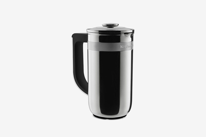 KCM0512SS Precision Press Coffee Maker