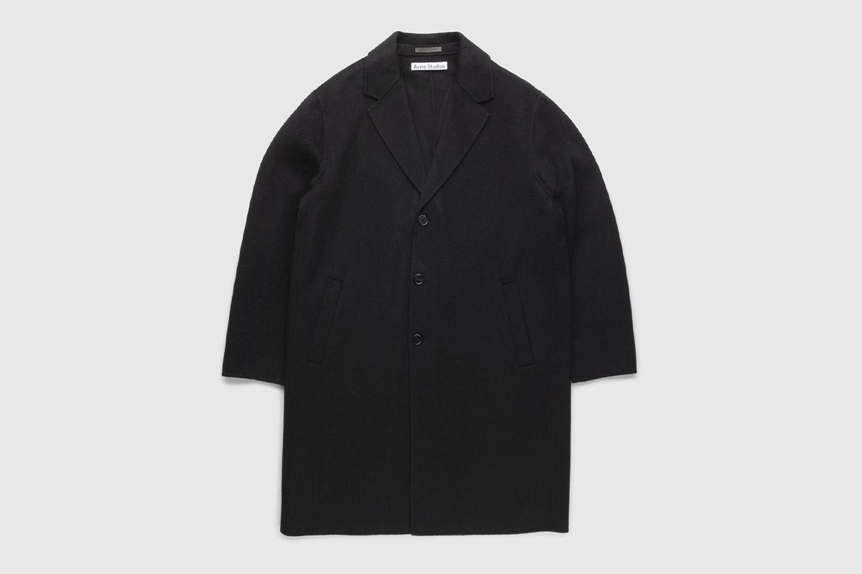 Doubleface Coat