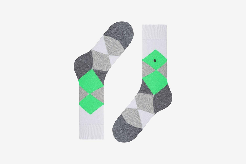 Neon Clyde Socks