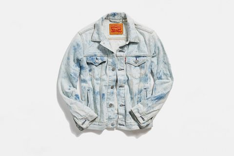 Party Machine Denim Trucker Jacket