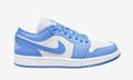 "Here's Your First Look at the Spring 2020 Air Jordan 1 Low ""UNC"""